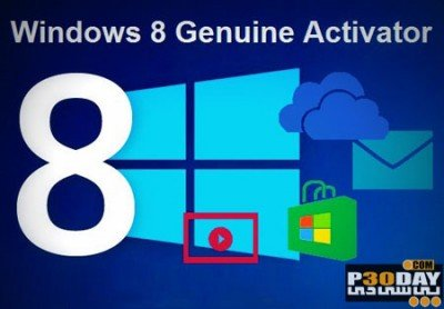 دانلود کرک قانونی ویندوز 8 با WiN 8 Genuine KMS Activator 1.0