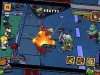 دانلود بازی جالب و کارتونی Zombie Age 2 v.1.0 آندروید