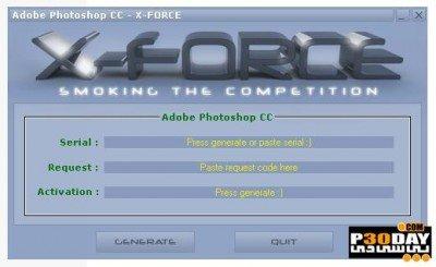 دانلود کرک سالم و تست شده تمامی محصولات شرکت Adobe CC