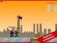 دانلود بازی جذاب و معروف stick Run Mobile v1.0 آندروید