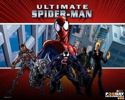 دانلود فصل دوم انیمیشن سریالی Ultimate Spider man + زیرنویس فارسی