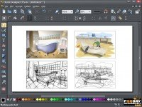 دانلود Xara Designer Pro X 16.2.1.57326 - طراحی تصاویر و صفحات