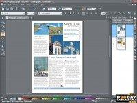 Xara Page & Layout Designer v11.2.3.40788 - طراحی لوگو و کارت ویزیت