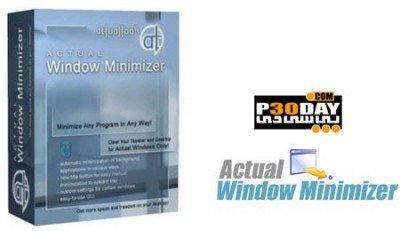 Actual Window Minimizer 8.14.1 – مدیریت پنجره های ویندوز