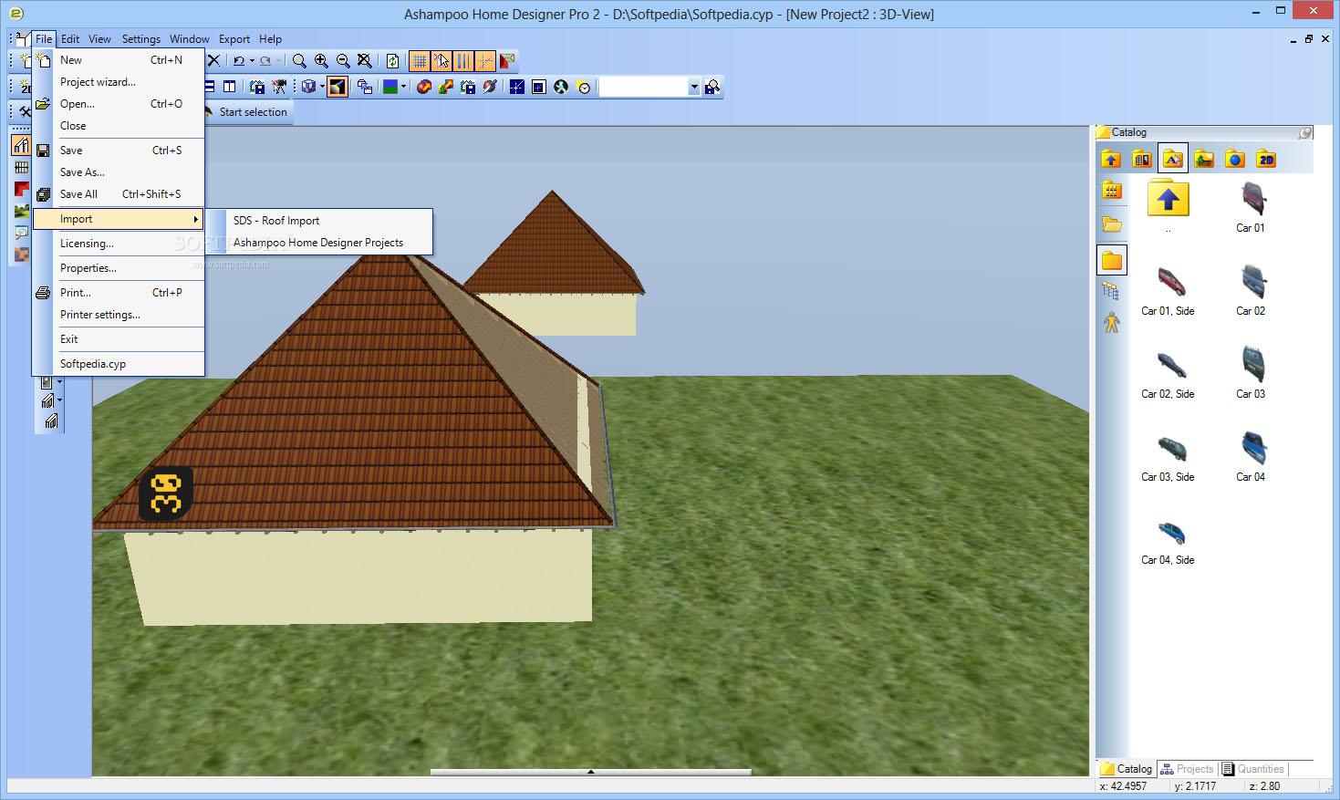 Ashampoo Home Designer Pro 2 V2 0 0 Professional Drawing Software A2z P30 Download Full