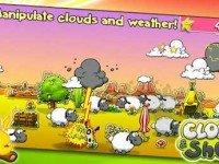 دانلود بازی جذاب گوسفندان Clouds & Sheep Premium v1.9 آندروید