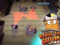 دانلود بازی زیبا و هیجانی Critter Escape! 3.2 مخصوص آندروید