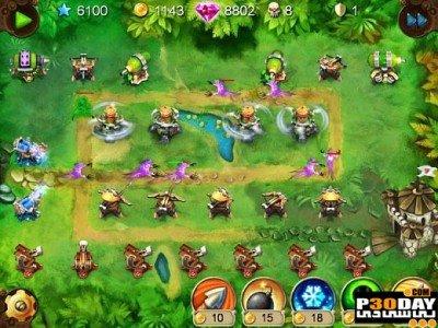 Goblin Defenders Battles of Steel n Wood 2