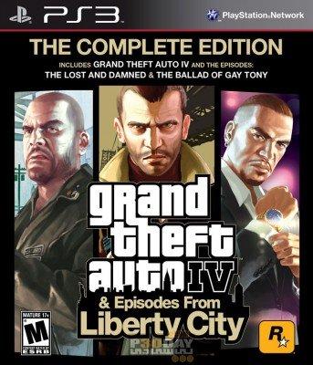 دانلود بازی Grand Theft Auto IV برای PS3 با لینک مستقیم