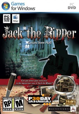 دانلود بازی کم حجم Jack The Ripper Letters From Hell 2013