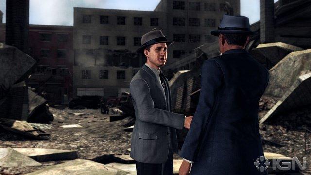 L.A. Noire The Complete Edition (360, PC, PS3) PC Launch Announcement