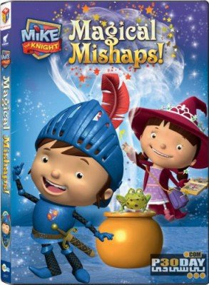 دانلود انیمیشن Mike The Knight Magical Mishaps 2013