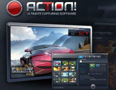 دانلود Mirillis Action! 2.0.6 - ضبط کردن صفحه نمایش دسکتاپ