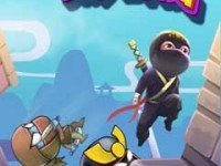 دانلود بازی هیجانی و زیبای Ninja Dashing v1.1 آندروید