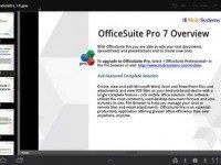 دانلود OfficeSuite Professional + PDF v10.6.20155 Final - آفیس سویت اندروید
