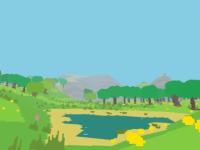 دانلود بازی کم حجم Proteus 2013 با لینک مستقیم