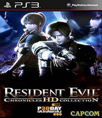 دانلود بازی Resident Evil Darkside Chronicles برای PS3 با لینک مستقیم
