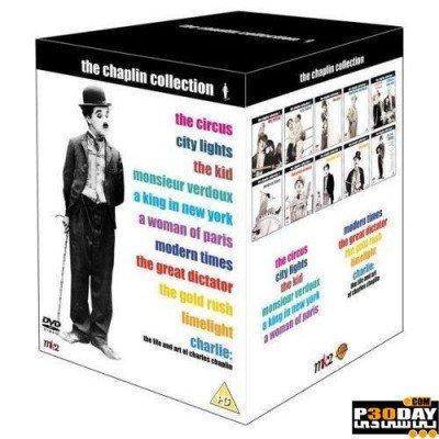 دانلود تمامی فیلم های چارلی چاپلین   Charlie Chaplin Collection