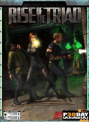 دانلود بازی Rise of the Triad 2013 با لینک مستقیم + کرک