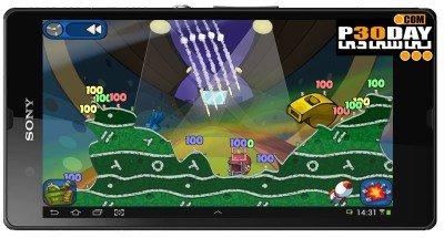دانلود بازی کرم ها برای آندروید Worms 2 Armageddon v1.4.0