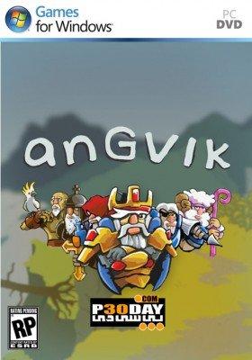 دانلود بازی کم حجم Angvik برای PC با لینک مستقیم
