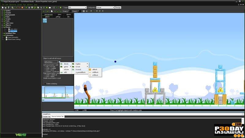 GameMaker Studio 2.2.1.375 - Tools For Making Games