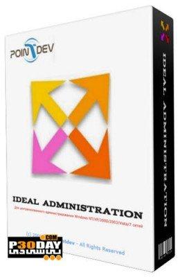 نرم افزار مدیریت سرورها IDEAL Administration 2014 14.0