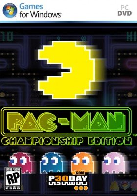دانلود بازی PAC MAN Championship Edition DX Plus برای PC