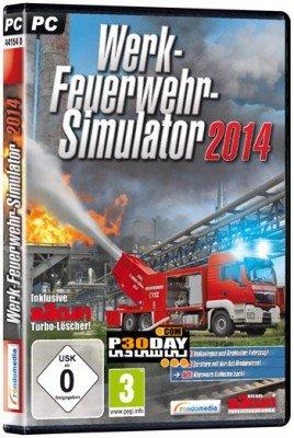 دانلود بازی Plant Firefighter Simulator 2014 برای PC با لینک مستقیم