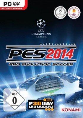دانلود بازی Pro Evolution Soccer 2014 برای PC + کرک