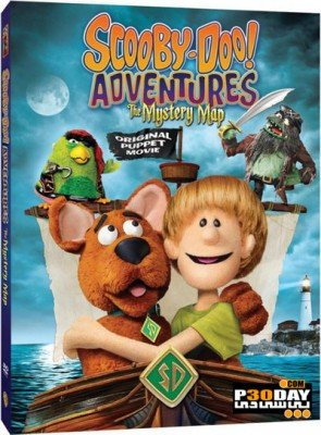 دانلود انیمیشن Scooby-Doo! Adventures: The Mystery Map 2013