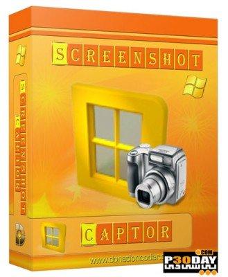 دانلود Screenshot Captor 4.31.1 – گرفتن عکس از دسکتاپ