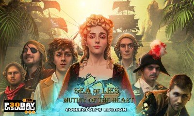 دانلود بازی Sea of Lies Mutiny of the Heart Collectors Edition برای PC