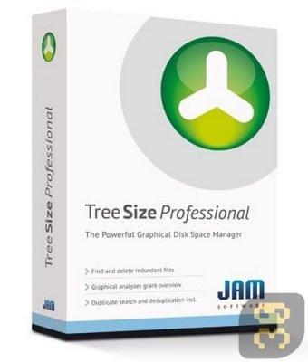 دانلود TreeSize Professional 7.1.5.1471 - پارتیشن بندی هارد درایو