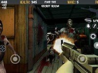 دانلود بازی ترسناک آندروید Dead Corps Zombie Outbreak v2.0