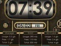 برنامه ساعت آنالوگ Device info ProClock Wallpaper v1.07 آندروید