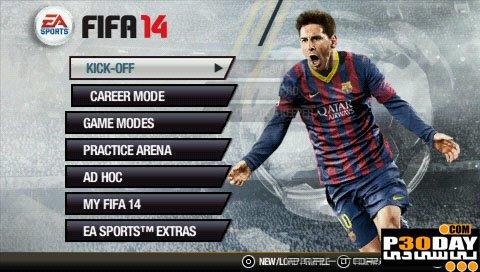 دانلود Fifa 14 برای کامپیوتر با لینک مستقیم