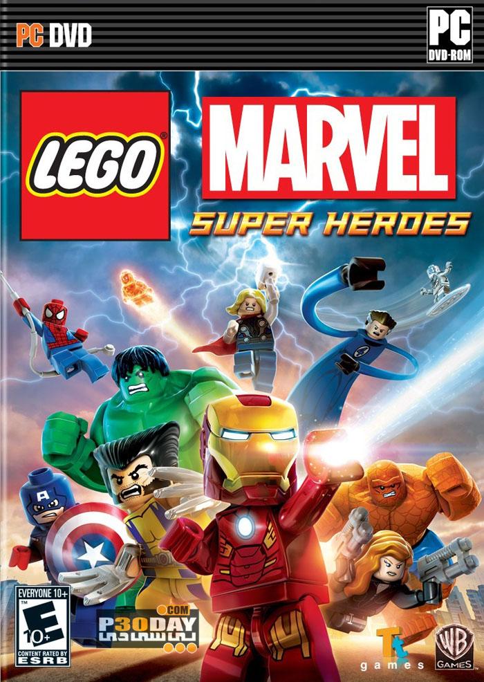 دانلود بازی LEGO MARVEL Super Heroes برای PC