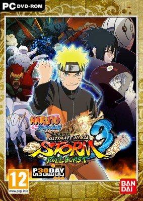 دانلود بازی Naruto Shippuden Ultimate Ninja Storm 3 برای PC