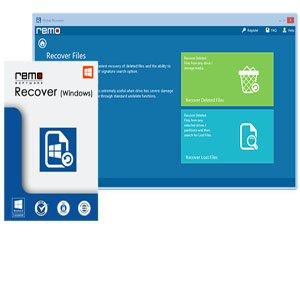 دانلود Remo Recover Windows 5.0.0.34 – بازیابی اطلاعات ویندوز