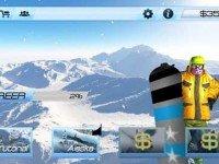 دانلود بازی اسنوبورد آندروید Snowstorm v1.0