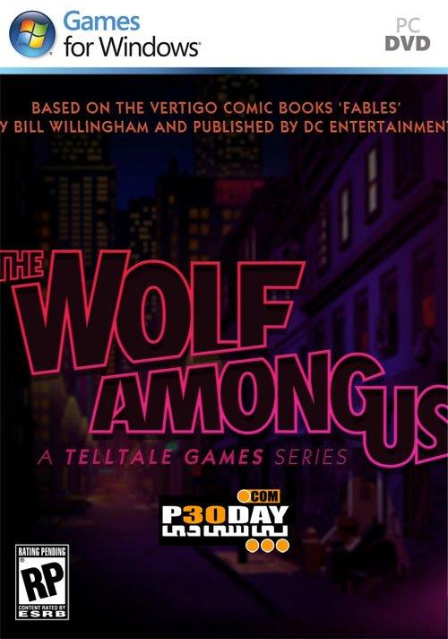 دانلود بازی The Wolf Among Us Episode 4 برای PC