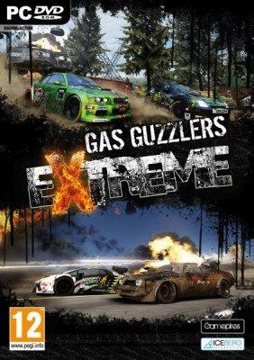 دانلود بازی Gas Guzzlers Extreme 2013 با لینک مستقیم + کرک