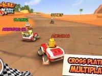 دانلود بازی گارفیلد Garfield Kart v1.02 آندروید