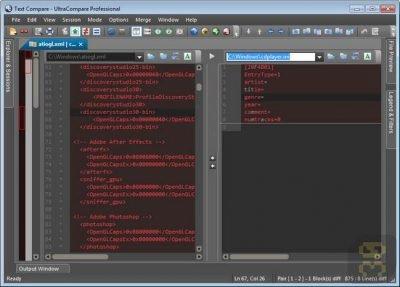 دانلود IDM UltraCompare Professional 20.20.0.36 - مقایسه دقیق فایل ها با هم
