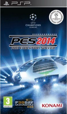 دانلود بازی Pro Evolution Soccer 2014 برای PSP