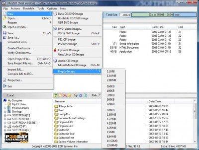 دانلود UltraISO Premium Edition 9.6.6.3300 - ویرایش فایل های ISO