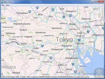 دانلود AllMapSoft Universal Maps Downloader 9.951 - دانلود نقش های گوگل مپز