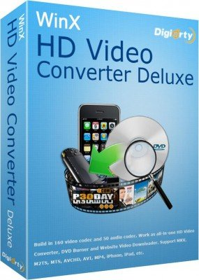 دانلود WinX HD Video Converter Deluxe 5.16.3.333  – تبدیل فیلم های HD