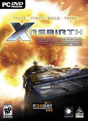دانلود بازی X Rebirth برای PC